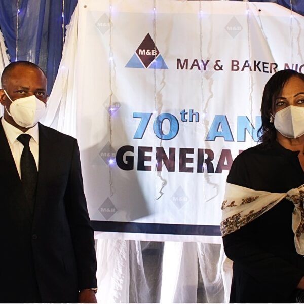 May & Baker pays N517. 6 million dividends to shareholders